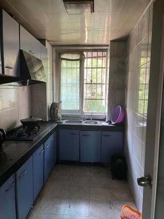 富裕型130平米三室两厅法式风格厨房图