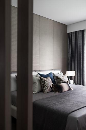 经济型140平米四室一厅现代简约风格卧室装修图片大全