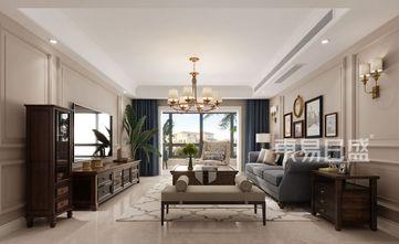 20万以上140平米四美式风格客厅欣赏图