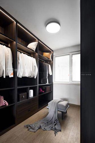 三室两厅现代简约风格衣帽间装修案例