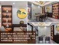 豪华型140平米复式轻奢风格书房装修效果图