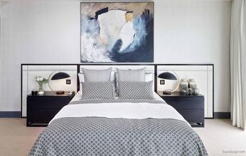5-10万60平米一室一厅美式风格卧室欣赏图