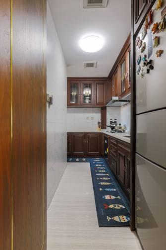 富裕型80平米中式风格厨房装修效果图