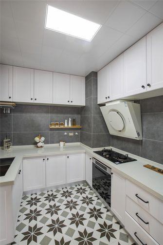 10-15万一室一厅北欧风格厨房设计图