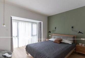 10-15万110平米三室两厅日式风格卧室图片