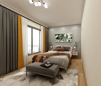 5-10万北欧风格卧室图