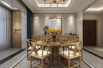 140平米别墅日式风格餐厅效果图