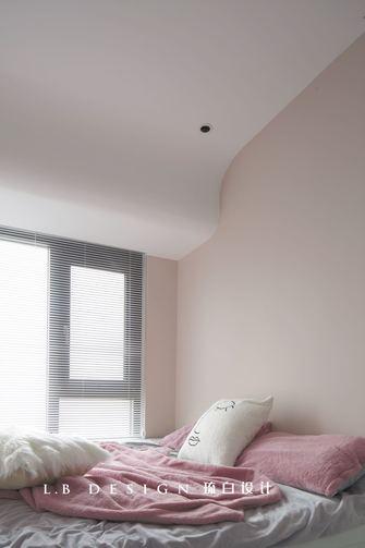 经济型120平米三室两厅混搭风格青少年房装修案例