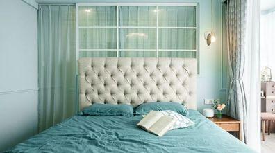 100平米三室一厅欧式风格卧室效果图