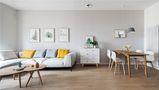 10-15万一室一厅北欧风格客厅设计图