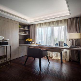 15-20万130平米法式风格书房装修案例