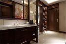 富裕型110平米三室一厅中式风格卫生间欣赏图