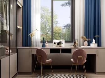 豪华型140平米四现代简约风格衣帽间装修效果图
