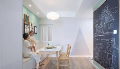 经济型70平米混搭风格餐厅装修效果图