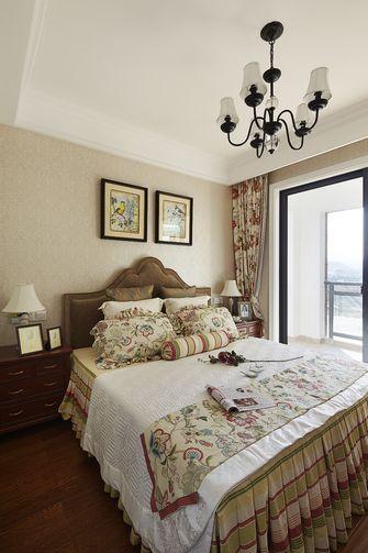 140平米三美式风格客厅装修图片大全