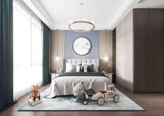 140平米四中式风格青少年房装修效果图