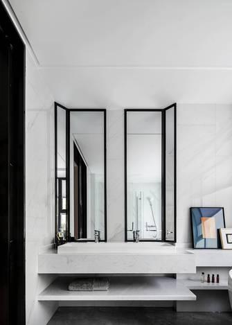 20万以上140平米别墅中式风格梳妆台欣赏图
