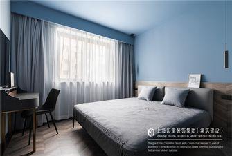 富裕型60平米工业风风格卧室设计图