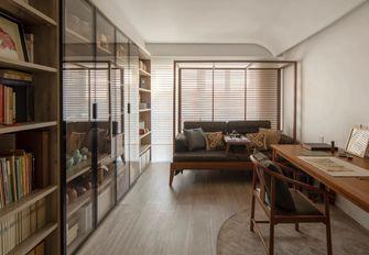 5-10万80平米三新古典风格书房装修效果图