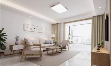 日式风格客厅装修案例