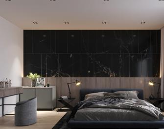 经济型40平米小户型地中海风格卧室效果图