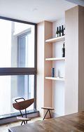 富裕型140平米法式风格书房装修效果图