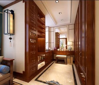 20万以上140平米四室四厅中式风格衣帽间效果图