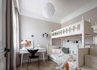 富裕型70平米北欧风格青少年房效果图