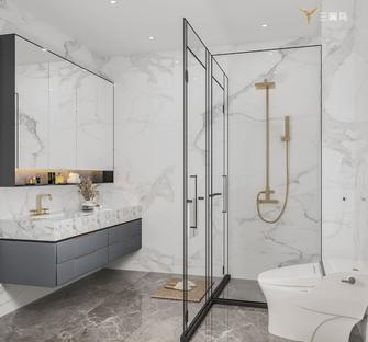 20万以上140平米别墅美式风格卫生间装修案例