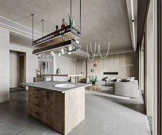 豪华型140平米工业风风格餐厅装修效果图