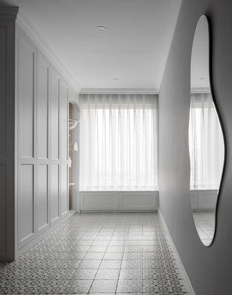 20万以上120平米三法式风格玄关设计图