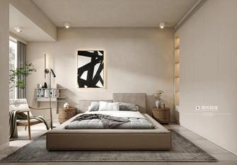 富裕型130平米四日式风格卧室设计图