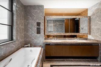 豪华型140平米四室四厅现代简约风格卫生间效果图