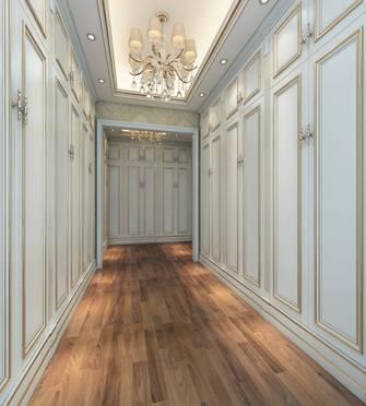 20万以上140平米三室两厅法式风格衣帽间装修图片大全
