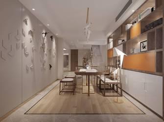 140平米别墅港式风格书房图片