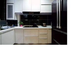 3-5万90平米地中海风格厨房装修效果图