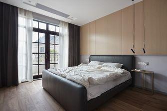 豪华型140平米四室三厅北欧风格书房图片