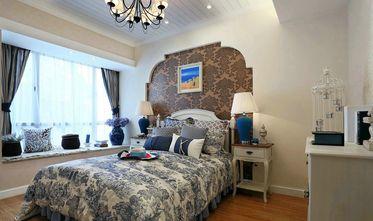 15-20万120平米三室两厅地中海风格卧室图