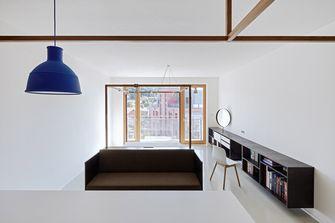 110平米三日式风格客厅装修效果图