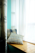 经济型90平米一室一厅田园风格其他区域装修图片大全