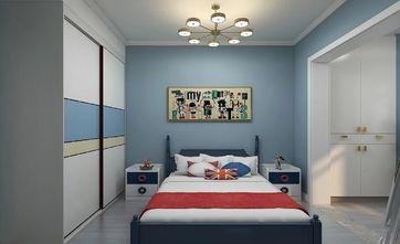 120平米三轻奢风格青少年房装修图片大全