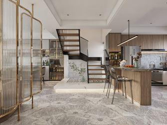 豪华型130平米别墅现代简约风格楼梯间装修案例