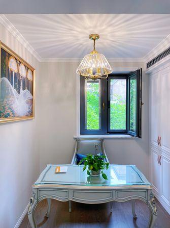 豪华型130平米复式法式风格书房欣赏图