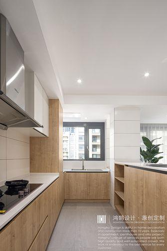 20万以上140平米日式风格厨房图