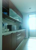 10-15万120平米三室一厅中式风格厨房设计图