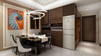 5-10万100平米三室两厅英伦风格餐厅设计图