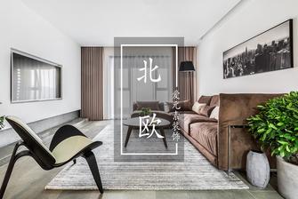 富裕型130平米三室两厅北欧风格其他区域装修图片大全