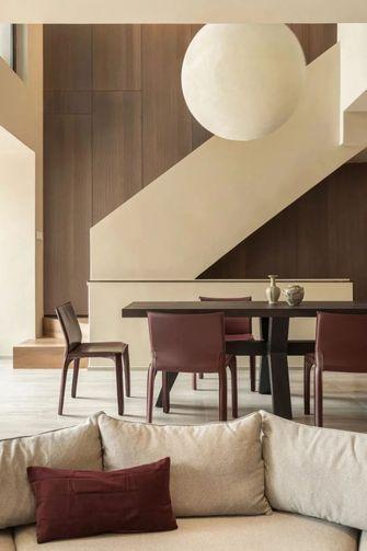 140平米别墅北欧风格餐厅装修图片大全