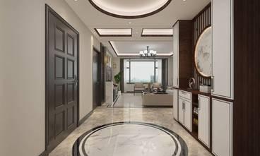 120平米三室一厅中式风格客厅图片