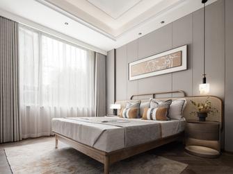 120平米三室两厅东南亚风格卧室设计图